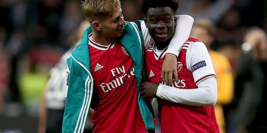 Mikel Arteta Ubah Rencana Transfer Arsenal karena Emile Smith Rowe