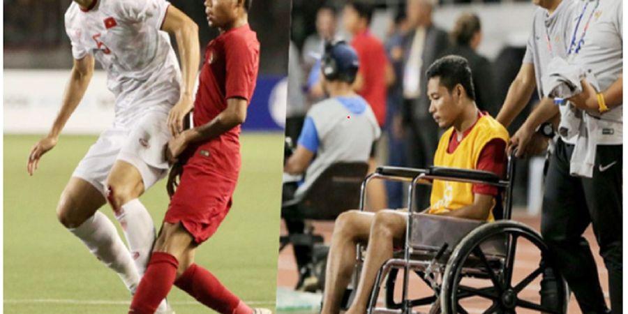 Media Vietnam Anggap Pernyataan Evan Dimas di Situs FIFA sebagai Peringatan