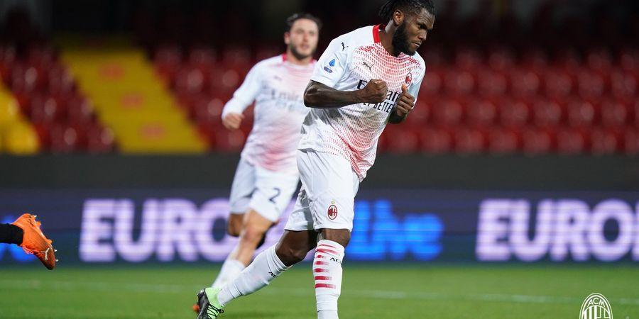 Cuekin Liverpool dan Spurs, Franck Kessie Ucap Janji Setia di AC Milan