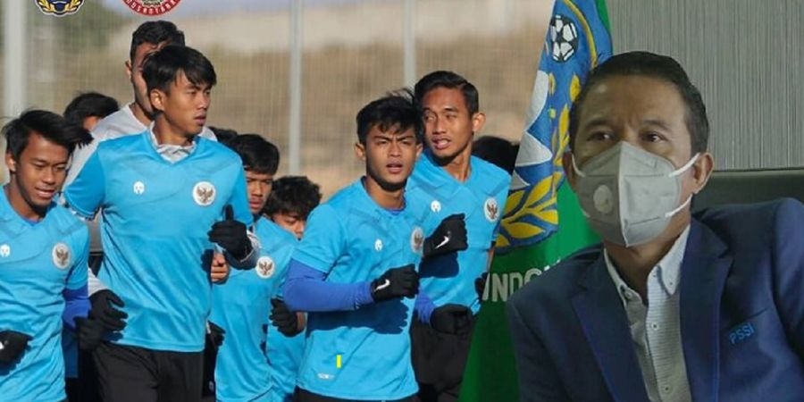 Terungkap! Timnas U-19 Indonesia Belum Dapat Kepastian Uji Coba dalam TC di Spanyol