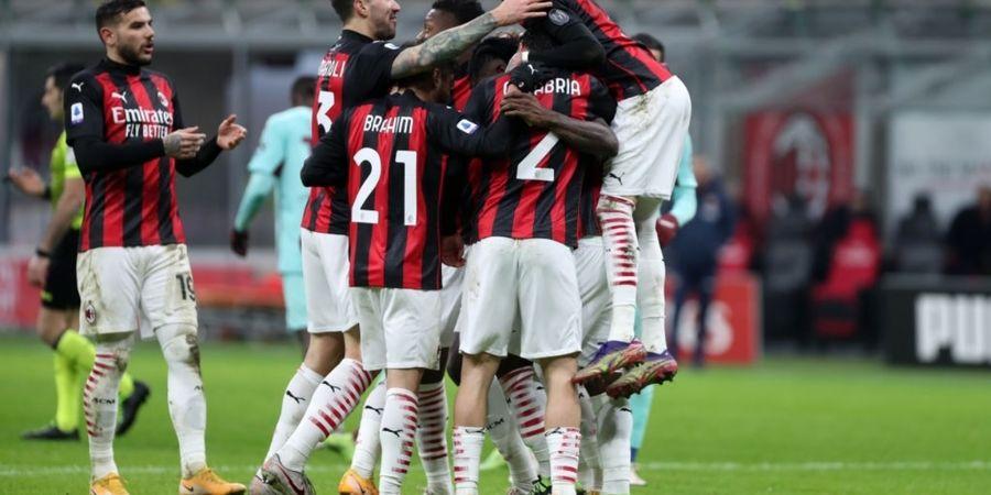 AC Milan Menang Lagi dan Makin Mantap di Puncak Klasemen Liga Italia, Stefano Pioli Tak Kaget