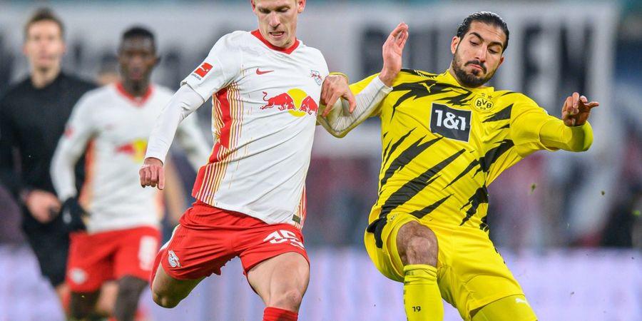 Hasil Bundesliga - Dipecundangi Dortmund, RB Leipzig Gagal ke Puncak