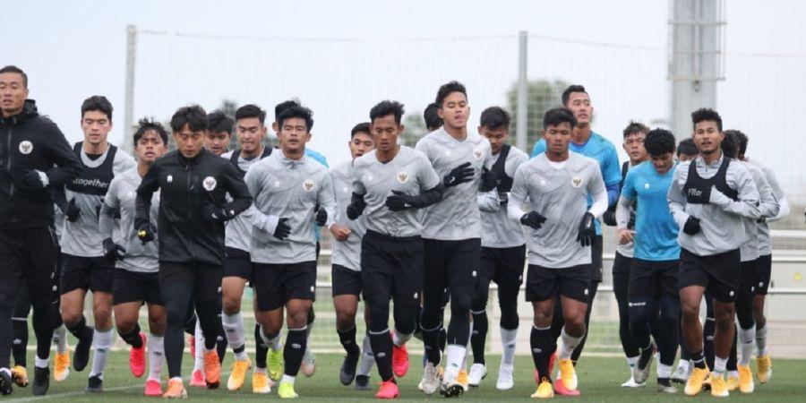 Jalani Karantina Mandiri, Pemain Timnas U-19 Terpaksa Latihan di Kamar