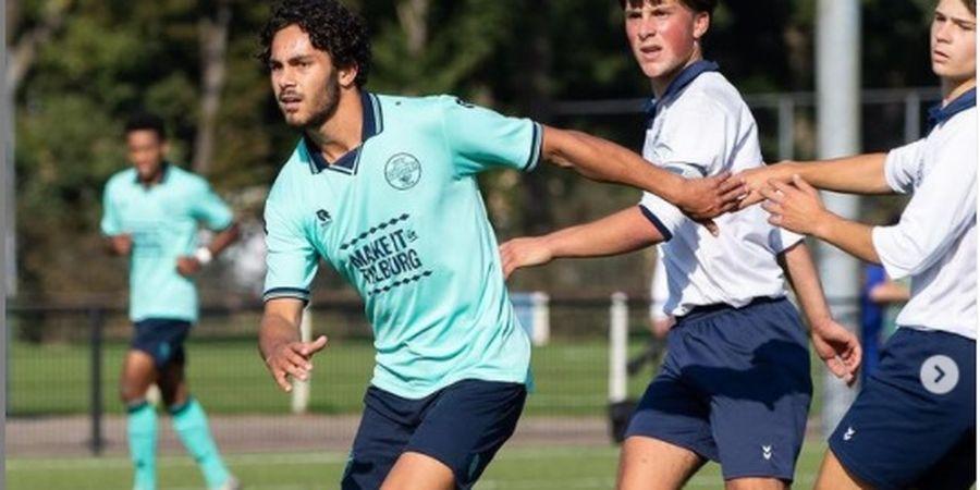 Jadi Anak Asuh Sergio van Dijk di Belanda, Pemain Keturunan Ini Sering Dapat Cerita Soal Timnas Indonesia