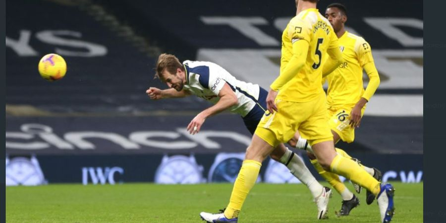Hasil Liga Inggris - Lagi-lagi Kedodoran di Saat Krusial, Tottenham Ditahan Fulham 1-1