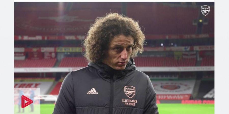 David Luiz Pilih Tiga Poin Ketimbang Arsenal Raih Clean Sheet