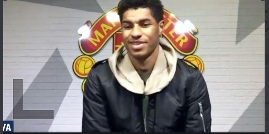 Respons Striker Muda Manchester United atas Pujian Sir Alex Ferguson