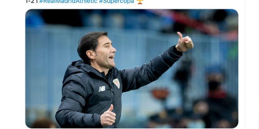 Pelatih Athletic Bilbao: Mengalahkan Real Madrid Sangat Memuaskan!