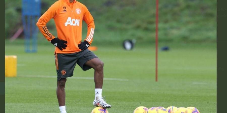 VIDEO - Latihan Debut Amad Diallo di Man United, Malah Van de Beek yang Curi Perhatian