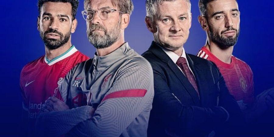 Manchester United Vs Liverpool - Prediksi Susunan Pemain Terbaik Kedua Tim