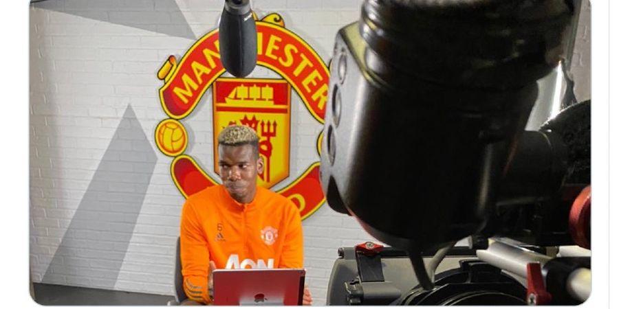 Paul Pogba Sebut Manchester United Belum Samai Level Liverpool
