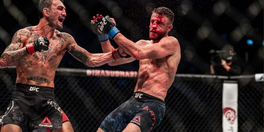 Max Holloway Sebut Dirinya Petinju Terbaik di UFC, Conor McGregor Bilang LOL