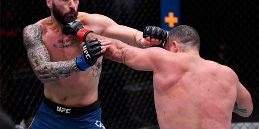 Sedang Dielus UFC, Bintang Baru Eks Kelasnya Jon Jones Diadu dengan Monster Veteran