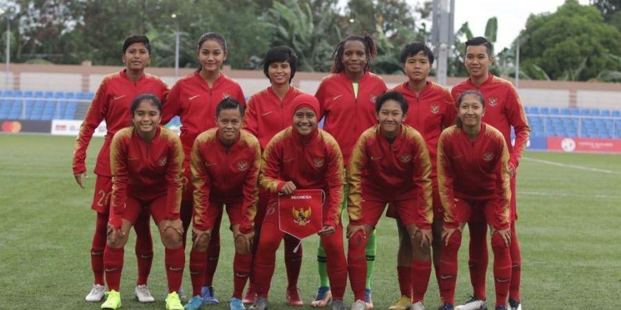 TC Sudah Dimulai, Ini Daftar 38 Pemain Timnas Wanita Indonesia