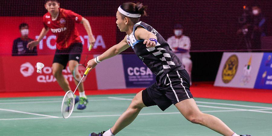 Thailand Open II 2021 - Tai Tzu Ying Sudah Move On dari Carolina Marin