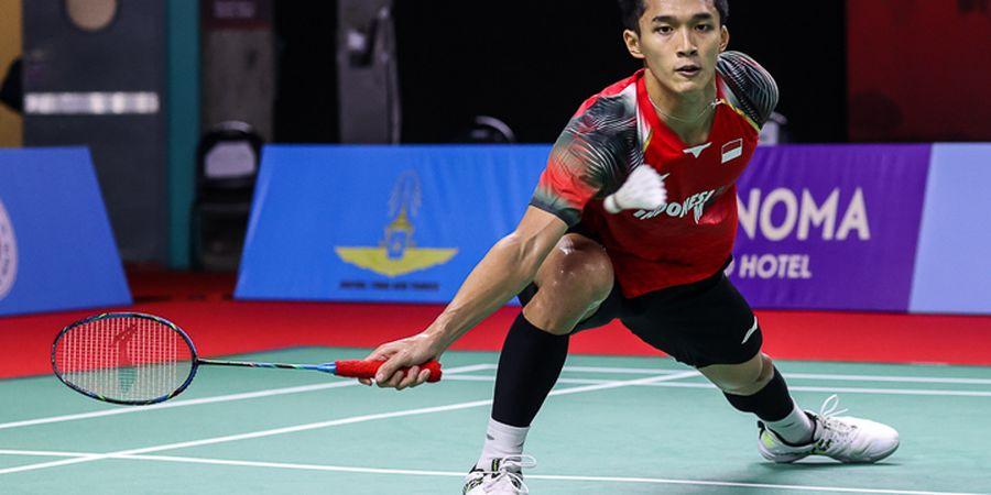 Tanpa China, Jonatan Christie Juga Tak Tampil pada Swiss Open 2021