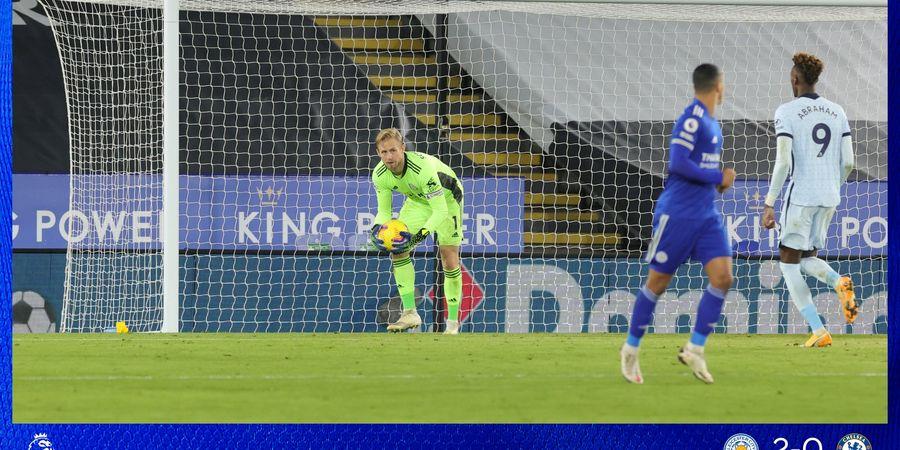 Hasil dan Klasemen Liga Inggris - Leicester Ambil Alih Puncak dari Man United, West Ham Masuk 7 Besar dan Lewati Chelsea