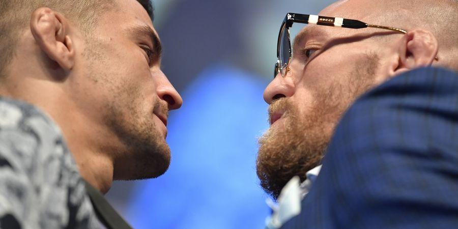 Gara-gara Donasi, Bos UFC Klaim Conor McGregor vs Dustin Poirier 3 Nyaris Batal