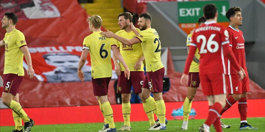 Juergen Klopp Tahu Betul Penyebab Kekalahan Liverpool dari Burnley