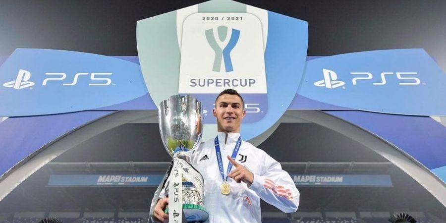 Jadi Manusia Tertajam, Cristiano Ronaldo Belum Jadi yang Terbaik