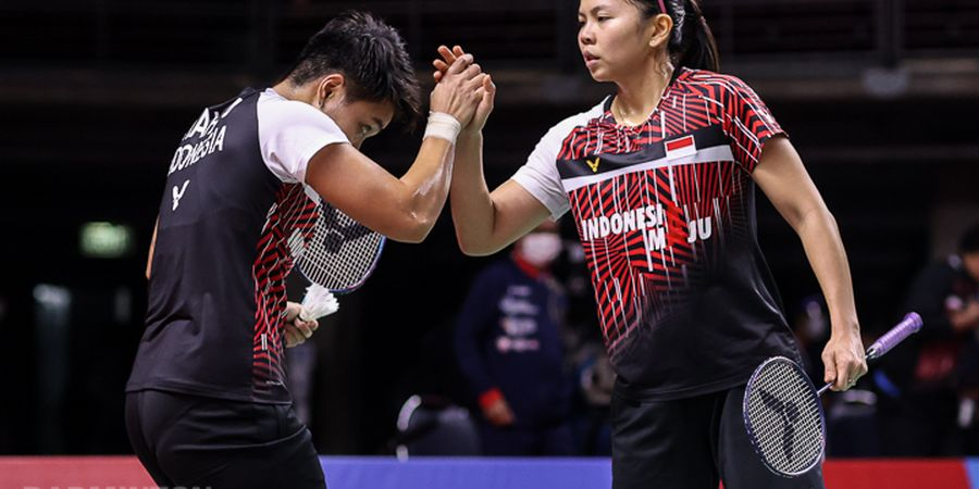 Link Live Streaming Thailand Open II 2021 - 2 Wakil Indonesia Berebut Tiket Final