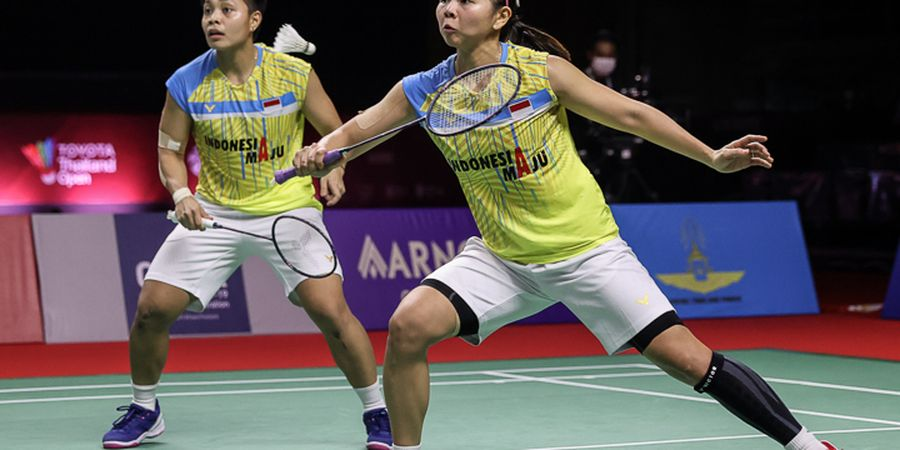 Thailand Open II 2021 - Pelatih Sebut Greysia/Apriyani Sudah Capai Target