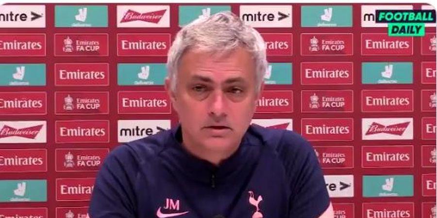 Tahu Liverpool Kalah, Jose Mourinho Ungkap Rekornya di Chelsea Mustahil Patah