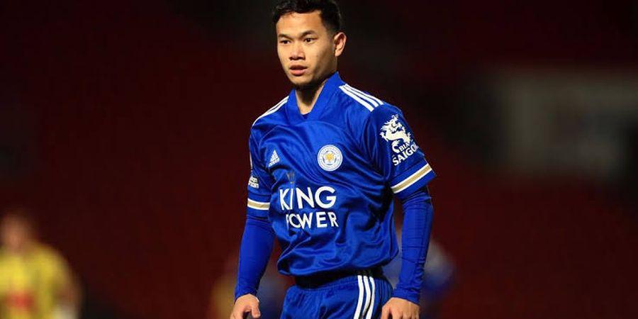 Debut Lawan Indonesia, Pemain Timnas Thailand Terdaftar Skuad Leicester City di Liga Inggris 2021-2022
