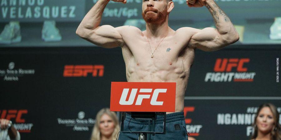 Bahayanya Kelas Ringan UFC, Dipukul Rasanya seperti Ditabrak Truk