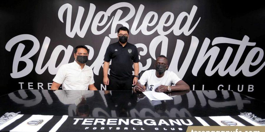 Segini Nilai Pasar Makan Konate di Liga Super Malaysia