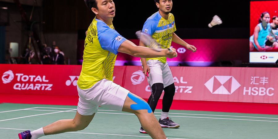 BWF World Tour Finals 2020 - Mohammad Ahsan Akui Performa Wakil Korea