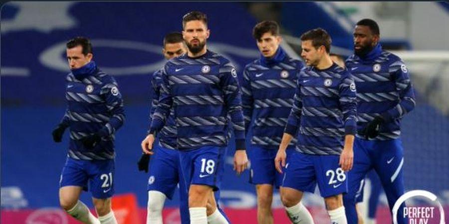 Prakiraan Susunan Pemain Porto Vs Chelsea - Ketajaman Giroud Diuji Rekan Uzur Cristiano Ronaldo