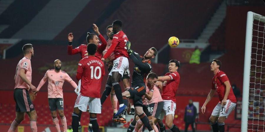 Hargreaves Sebut 5 Pemain Manchester United Biang Kerok Kekalahan