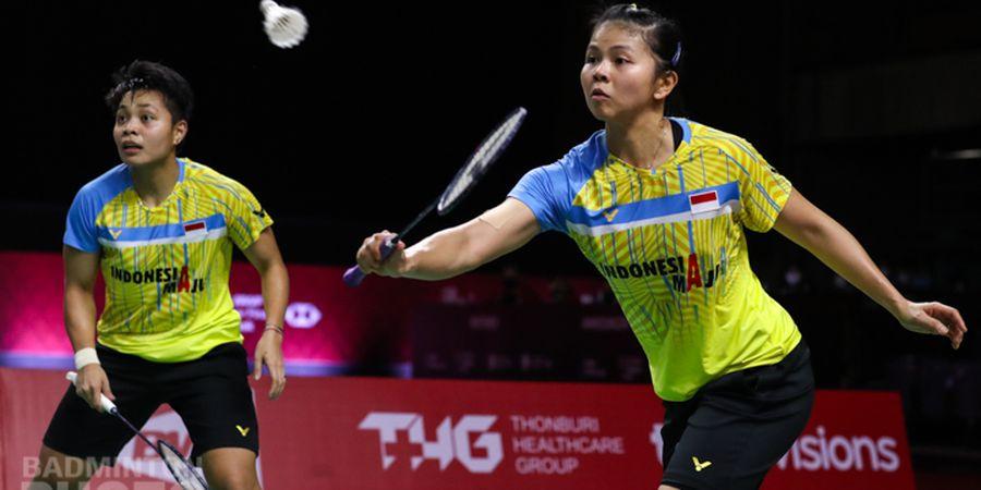 Hasil Bulu Tangkis Olimpiade Tokyo 2020 - Greysia/Apriyani Balaskan Dendam Atas Wakil Malaysia