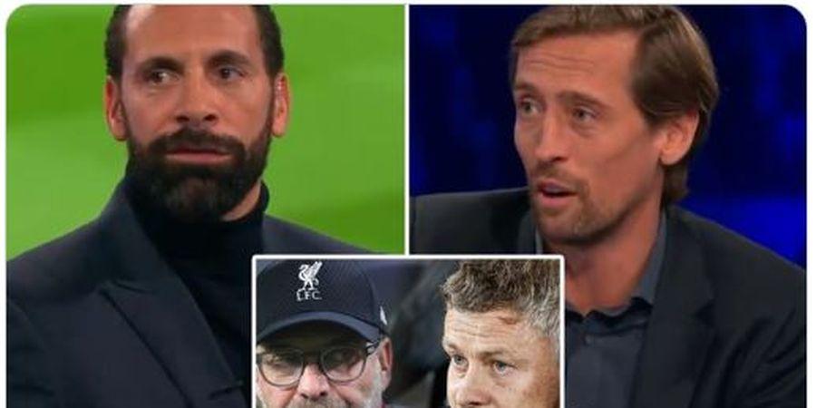 Liverpool Finis di Atas MU atau Tidak? Ferdinand Vs Crouch Taruhan