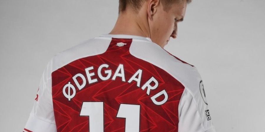 Kesedihan Zinedine Zidane Pasca-Ditinggal Martin Odegaard ke Arsenal