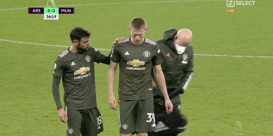 Sejumlah Pemain Kunci Man United Diragukan Tampil Lawan Chelsea
