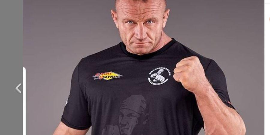 Lebih Ngeri dari Stipe Miocic, Manusia Terkuat di Dunia Siap Kembali ke MMA