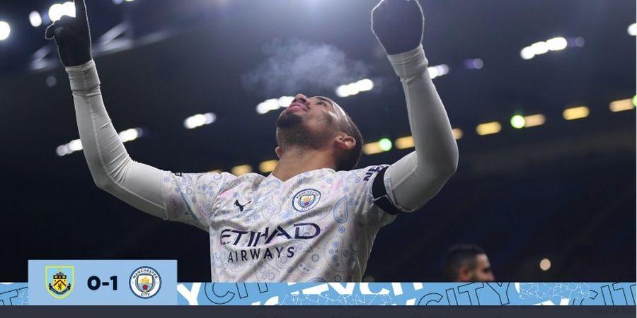 Pep Guardiola: Gabriel Jesus Butuh Lebih Banyak Mencetak Gol