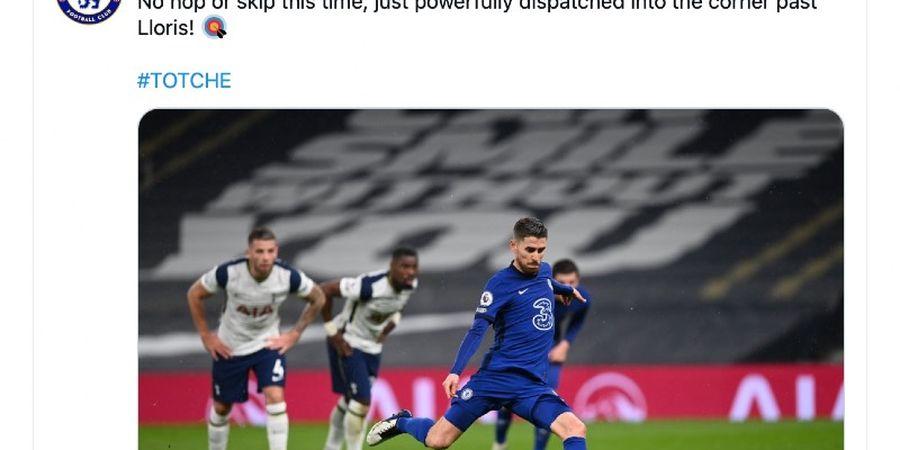 Agen Jorginho Isyaratkan Kliennya Reuni dengan Mantan Pelatih Chelsea