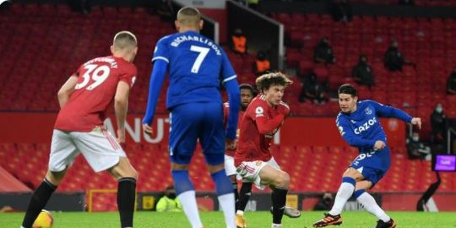 Hasil Liga Inggris - Kemenangan di Depan Mata MU Sirna dalam Sekejap