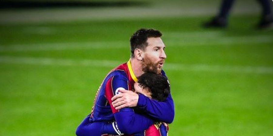 Barcelona Amburadul, Lionel Messi Hadapi Ujian Kesetiaan soal Cinta atau Harta