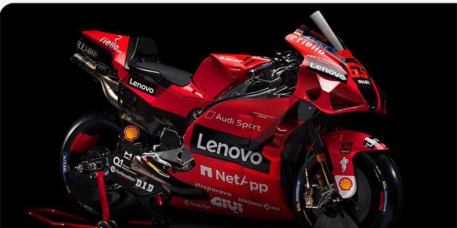 Bos Ducati Tak Akan Ubah Filosofi demi Jadi Juara MotoGP