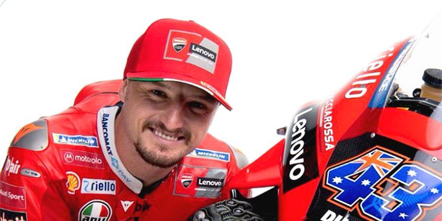 Perkuat Ducati pada MotoGP 2021, Jack Miller di Antara Para Legenda