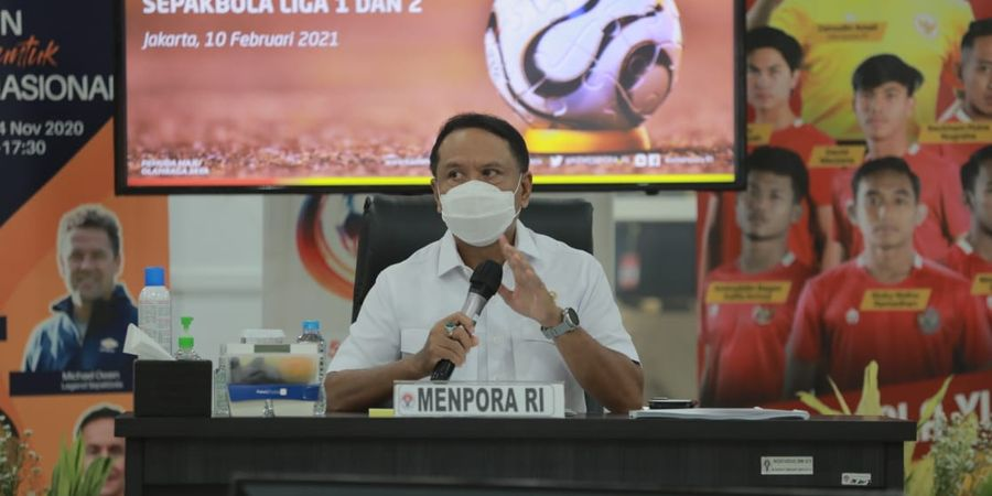 Sudah Adakan Rapat, Nasib Kompetisi Sepak Bola Indonesia Masih Belum Jelas