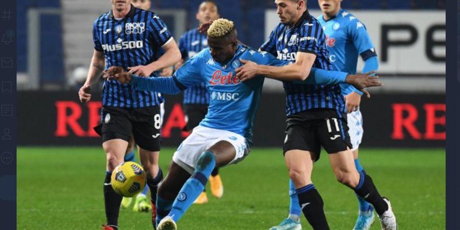 Hasil Coppa Italia - Sikat Napoli, Atalanta Tantang Juventus di Final