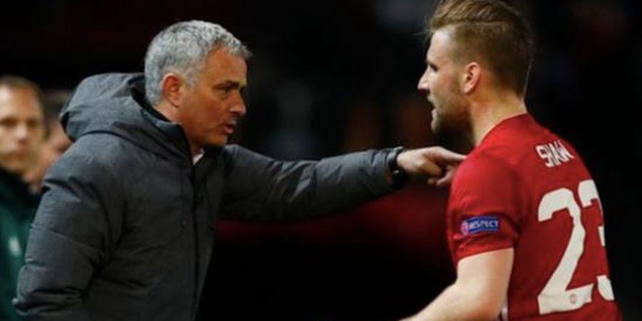 Kembali Dikritik Jose Mourinho, Begini Respons dari Luke Shaw