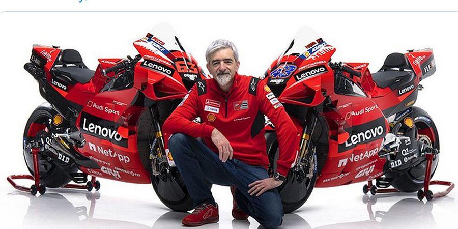 Bos Ducati Beri Sinyal Pertahankan Tim Satelit Ke-3, Sinyal Tarik Tim Valentino Rossi?