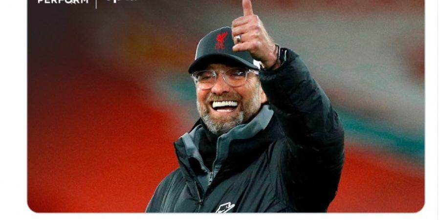 Juergen Klopp Tanggapi Spekulasi Soal Rumor Tinggalkan Liverpool