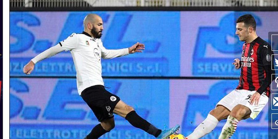 AC Milan Kalah, Pemain Pinjaman dari Man United Dihujat Media Italia